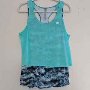 EUC L Marika exercise tank top